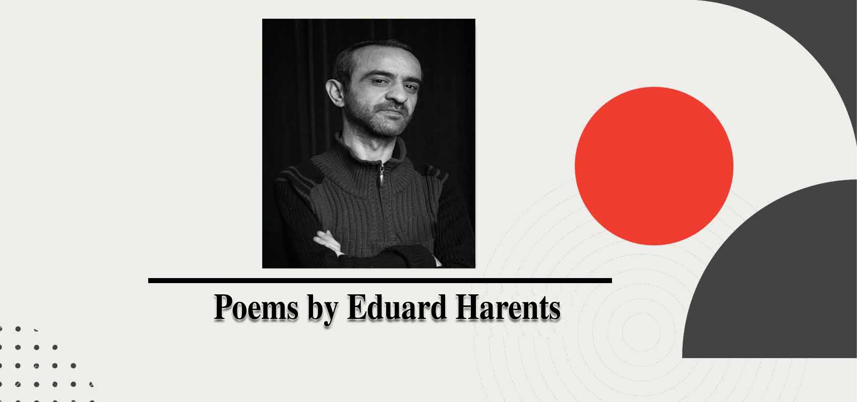 poems by Eduard Harents